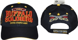 View Buying Options For The Buffalo Soldiers United States Army Mens Cap