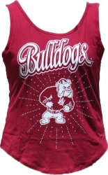 View Buying Options For The Alabama A&M Rhinestone Ladies Tank Top