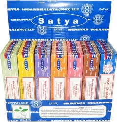 View Buying Options For The Satya Sai Baba Assorted Boxed Incense Sticks Kit #2 [Pre-Pack]
