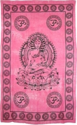 View Buying Options For The Buddha Bedspread Cloth Tapestry
