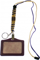 View Buying Options For The Omega Psi Phi Paracord Survival Lanyard w/Badge Holder