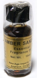 View Buying Options For The New Age Amber Sandalwood Essential Fragrance Oil [Pre-Pack]