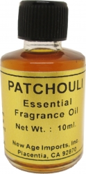View Buying Options For The New Age Patchouli Essential Fragrance Oil [Pre-Pack]