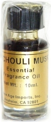 View Buying Options For The New Age Patchouli Musk Essential Fragrance Oil [Pre-Pack]