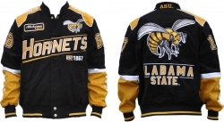 View Buying Options For The Alabama State S9 Mens NASCAR Racing Twill Jacket