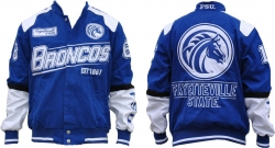 View Buying Options For The Fayetteville State S9 Mens NASCAR Racing Twill Jacket