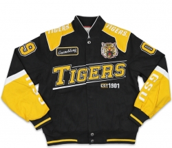 View Buying Options For The Big Boy Grambling State S9 Mens Racing Twill Jacket