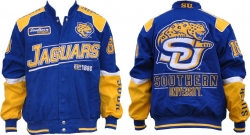 View Buying Options For The Southern Jaguars S9 Mens NASCAR Racing Twill Jacket