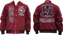 View Buying Options For The North Carolina Central S7 Ladies NASCAR Twill Jacket