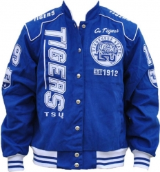 View Buying Options For The Tennessee State S7 Ladies NASCAR Twill Jacket