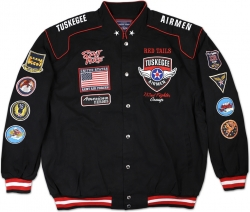 View Buying Options For The Tuskegee Airmen S7 Mens Twill Jacket