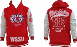 View Buying Options For The Winston Salem State Pullover Mens Hoodie
