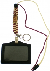 View Buying Options For The Kappa Alpha Psi Paracord Survival Lanyard w/Badge Holder