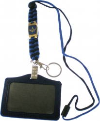 View Buying Options For The Mason Paracord Survival Lanyard w/Badge Holder