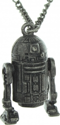 View Buying Options For The Star Wars Episode 4 3D Molded R2-D2 Necklace
