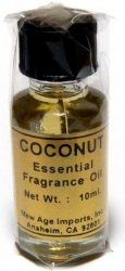 View Buying Options For The New Age Coconut Essential Fragrance Oil [Pre-Pack]