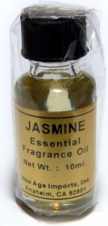 View Buying Options For The New Age Jasmine Essential Fragrance Oil [Pre-Pack]