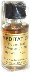 View Buying Options For The New Age Meditation Essential Fragrance Oil [Pre-Pack]