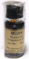 View Buying Options For The New Age Musk Essential Fragrance Oil [Pre-Pack]