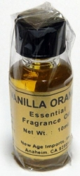 View Buying Options For The New Age Vanilla Orange Essential Fragrance Oil [Pre-Pack]