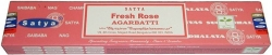 View Buying Options For The Satya Sai Baba Fresh Rose Boxed Incense Sticks [Pre-Pack]