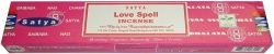 View Buying Options For The Satya Sai Baba Love Spell Boxed Incense Sticks [Pre-Pack]