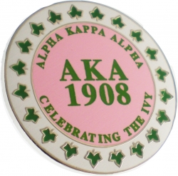View Buying Options For The Alpha Kappa Alpha 1908 Celebrating The Ivy Lapel Pin