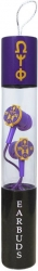 View Buying Options For The Omega Psi Phi Greek Beats Performance Earbuds