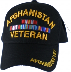 View Buying Options For The Afghanistan Veteran Ribbons Mens Cap