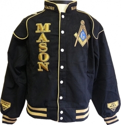 View Buying Options For The Mason Mens NASCAR Twill Jacket