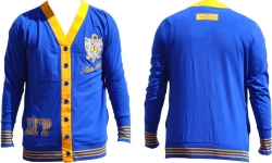 View Buying Options For The Sigma Gamma Rho Divine 9 S5 Lightweight Ladies Cardigan