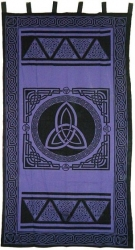 View Buying Options For The Triquetra Window Curtain