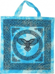 View Buying Options For The Celtic Owl Tote Bag