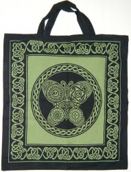 View Buying Options For The Butterfly Tote Bag