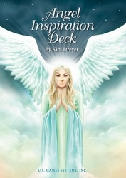 View Buying Options For The Angel Inspiration Tarot Card Deck