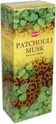 View Buying Options For The HEM Patchouli-Musk Boxed Incense Sticks [Pre-Pack]