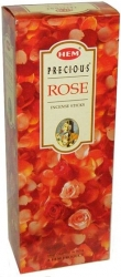 View Buying Options For The HEM Precious Rose Boxed Incense Sticks [Pre-Pack]