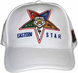 View Buying Options For The Eastern Star Divine Ladies Cap