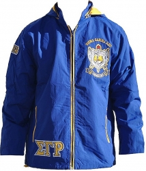 53bf19362c4 View Buying Options For The Big Boy Sigma Gamma Rho Divine 9 S3 Ladies  Hooded Windbreaker