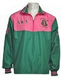 View Buying Options For The Alpha Kappa Alpha Sorority Ladies Jogging Track Suit