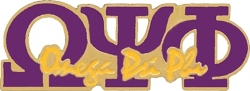 View Buying Options For The Omega Psi Phi Signature Lapel Pin