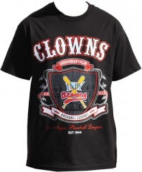 View Buying Options For The Indianapolis Clowns Legacy S6 Mens Tee