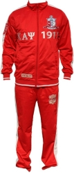 View Buying Options For The Kappa Alpha Psi Divine 9 S3 Mens Jogging Suit Set