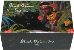 View Buying Options For The Kamini Black Opium Bar Soap [Pre-Pack]