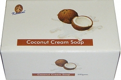 View Buying Options For The Kamini Coconut Cream Bar Soap [Pre-Pack]