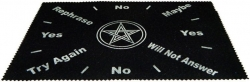 View Buying Options For The Pentagram Pendulum Mat