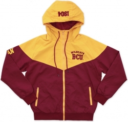 View Buying Options For The Big Boy Bethune-Cookman Wildcats S4 Mens Windbreaker Jacket