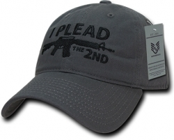 View Buying Options For The RapDom I Plead The 2nd Graphic Mens Cap