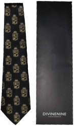 View Buying Options For The Alpha Phi Alpha Divine 9 Necktie