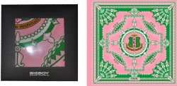 View Buying Options For The Alpha Kappa Alpha Divine 9 Silk Scarf